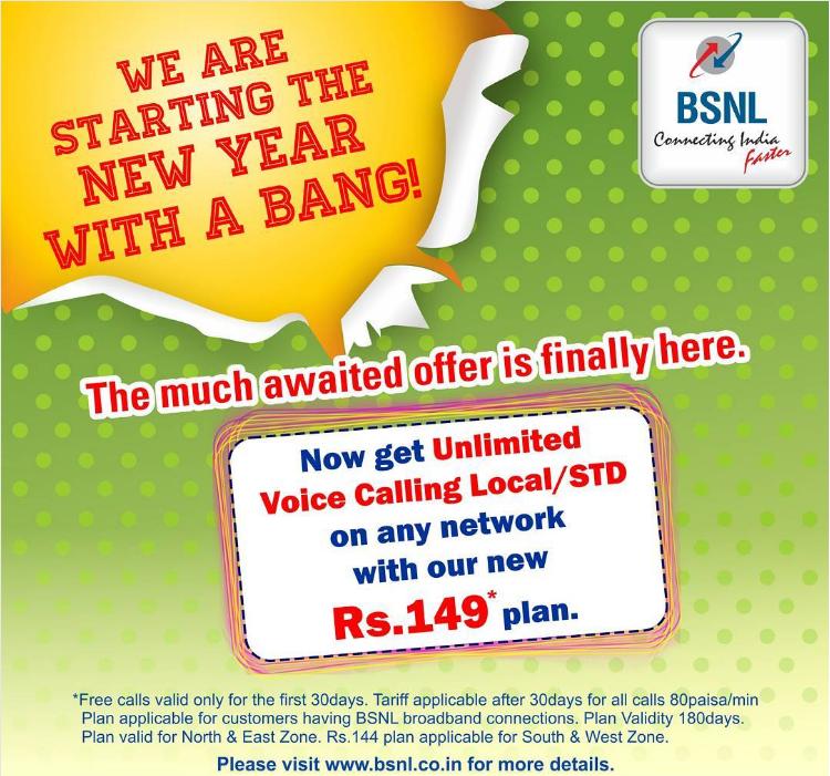 BSNL 149 Plan