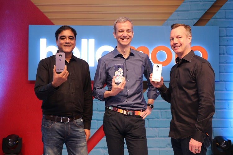 Moto Z2 Play Launch in India
