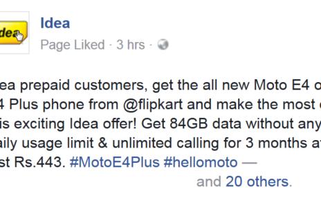Idea 443 Plan Moto