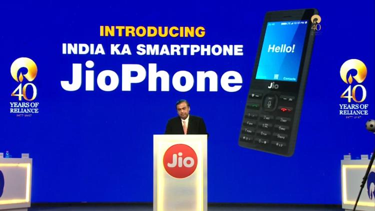 Reliance Jio Phone - Jio ka Phone