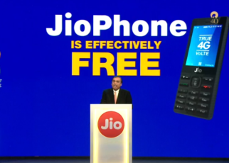 Reliance Jio Phone for Free