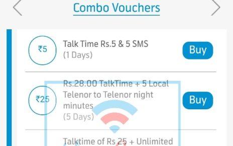 Telenor 123 Plan